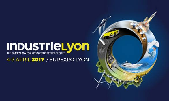 Salon de l industrie lyon du 4 au 7 avril 2017 for Salon de l industrie 2017